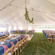 Photo for Party Time Rentals Review - All ready, we rented linens, tables, chairs and tents