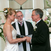 Photo for Reverend Ed Sansbury Triangle Custom Ceremonies Review