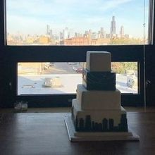 Photo for Tic-Tac-Tag: Real-time Event Hashtag Printer Review - Cake by Vanille Chicago