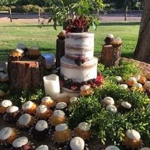 Photo of Elegant Events in Lubbock, TX - Cake table was perfect. Read review about the cake.