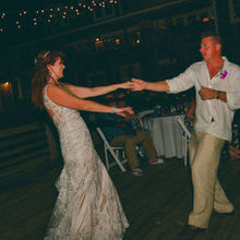 Photo for OUTER BANKS MUSIC MASTERS Review - Bride and Brother first dance