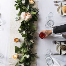 Photo for Crossed Keys Estate Review - Beautiful flowers and table decor