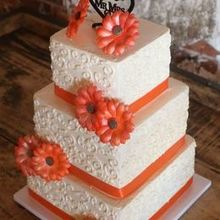Photo for Cross and Main Review - Our Cake done by Sweet Traditions