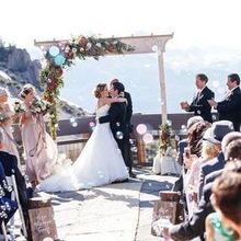 Photo for Mammoth Mountain Ski Area Review - McCoy Station Rooftop Ceremony