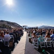 Photo for Mammoth Mountain Ski Area Review - McCoy Station Rooftop Cerremony