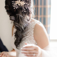 Photo for BHLDN Weddings Review - Hair Piece.