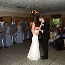 Photo of Rock Creek Mansion in Bethesda, MD - First Dance