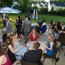 Photo of Rock Creek Mansion in Bethesda, MD - Patio Fun