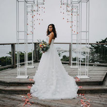 Photo of Lyra Vega Bridal in Nationwide,  - Photos taken by @courtneychauphotography (Instagram)