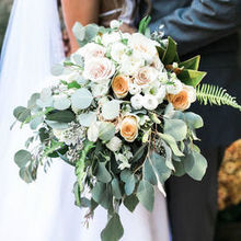Photo of Laughin Gal Floral in Aromas, CA - Bridal Bouquet curated by Laughin Gal Floral
