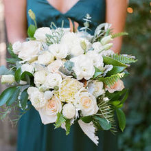 Photo of Laughin Gal Floral in Aromas, CA - Maid of Honor Bouquet curated by Laughin Gal Floral