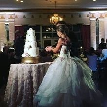 Photo for Perfectly Planned by Shari Review - Cake cutting- its gluten free too!