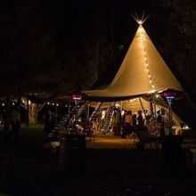 Photo for root + gather events Review - Under the Sky Event Teepees