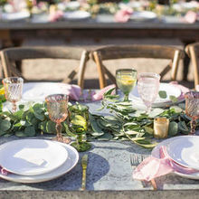 Photo of Vignette in Santa Barbara, CA - Guest tables