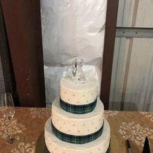 Cakes By Jula Wedding Cake League City Tx Weddingwire
