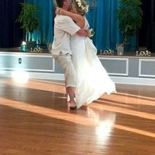 Photo of Shepherd DJ in Cumming, GA - Our first dance was so special. Thank you Chris!!
