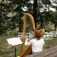 Photo of Bethany Evans, Harpist in Salem, OR