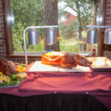 Photo for Perry Park Country Club Review - Pig roast just for us