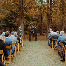 Photo for Mountain Memories at ThorpeWood Review - The Arboretum Ceremony Site.