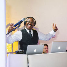 Photo for Mobile DJ Services Review - Rick kept the reception hoppin all night!