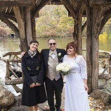 Photo for Veronica Moya Bilingual Officiant Review