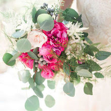 Photo for Blooming Accents, Inc. Review - bridal portrait bouquet