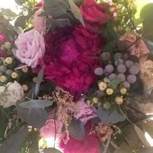 Photo for Blooming Accents, Inc. Review - actual wedding bouquet for the bride