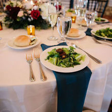 Photo for The Food Muse Review - Elegant place settings and dinnerware!