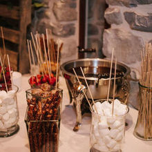 Photo for The Food Muse Review - Dessert fondue bar! Big hit with the guests!