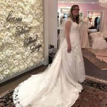 Photo for Van Cleve Pavilion Review - My beautiful wedding dress that I said Yes to!