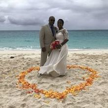 Photo for Weddings in the Bahamas Review - Our beautiful DAY!!
