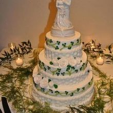 Photo for Cakes by Michele, LLC Review - wanted to look like Belleek pottery