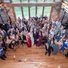 Photo of DJ Paul Malo in Mechanicville, NY - Group photo- Paul got everyone on the floor!