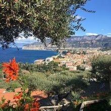 Photo of Romantic Journeys in Santa Clarita, CA - A view from our hotel in Sorrento, so beautiful!