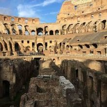 Photo of Romantic Journeys in Santa Clarita, CA - Early access colosseum tour is the way to go!