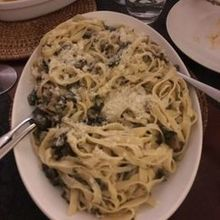 Photo of Romantic Journeys in Santa Clarita, CA - Pasta from scratch with truffle oil and mushrooms, the best!