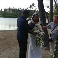 Photo for Hawaiian Island Weddings Review - Happily ever after!