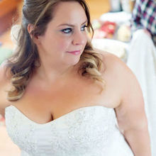 Photo of Crystal Genes Photography in Portland, OR - Bride Getting Ready