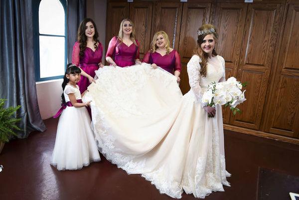 Linh\'s Bridal & Alterations - Dresses - WeddingWire