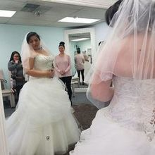 Photo of Adore Bridal Boutique in Washington in Federal Way, WA - One of the ballgowns that I tried on that I liked a lot.