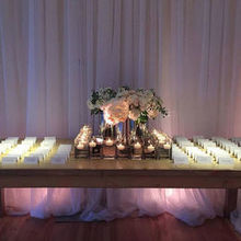 Photo for Bride & Blossom Review - Escort Card Table done to perfection
