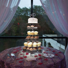 Photo for Vizcaya Villa Review - Our cupcake tower.