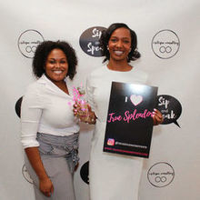 Photo of True Splendor Events in North Hollywood, CA - Host Krysta with Shanelle, Founder of True Splendor Events