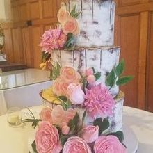 Photo for A to Z cakes, LLC Review - The beautiful cake Abbi made.
