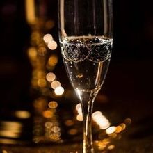Photo for Gettysburg Hotel, Est. 1797 Review - Champagne at every  setting! Photo: Lisa Rhinehart Photo.