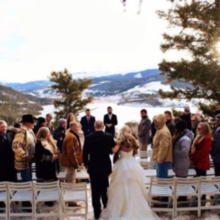 Photo Of Officiant Phil Gallagher In Breckenridge CO