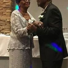 Photo of Olivia's in Coraopolis, PA - The Anniversary Couple Mr. And Mrs. Albert Frank