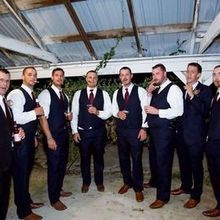 Photo for Worsell Manor Review - Groomsmen and Cigars!