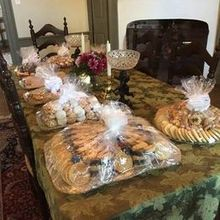 Photo for Worsell Manor Review - Cookies on display in the dining room
