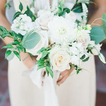 Photo of Posh Peony Floral and Event Design in Rancho Cucamonga, CA - bridesmaid bouquet
